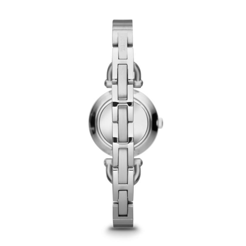 Fossil Womens Georgia Silver SS  Watch