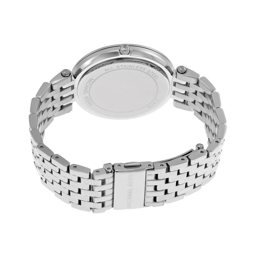 Michael Kors Darci Silver Stainless Steel Quartz Womens Watch