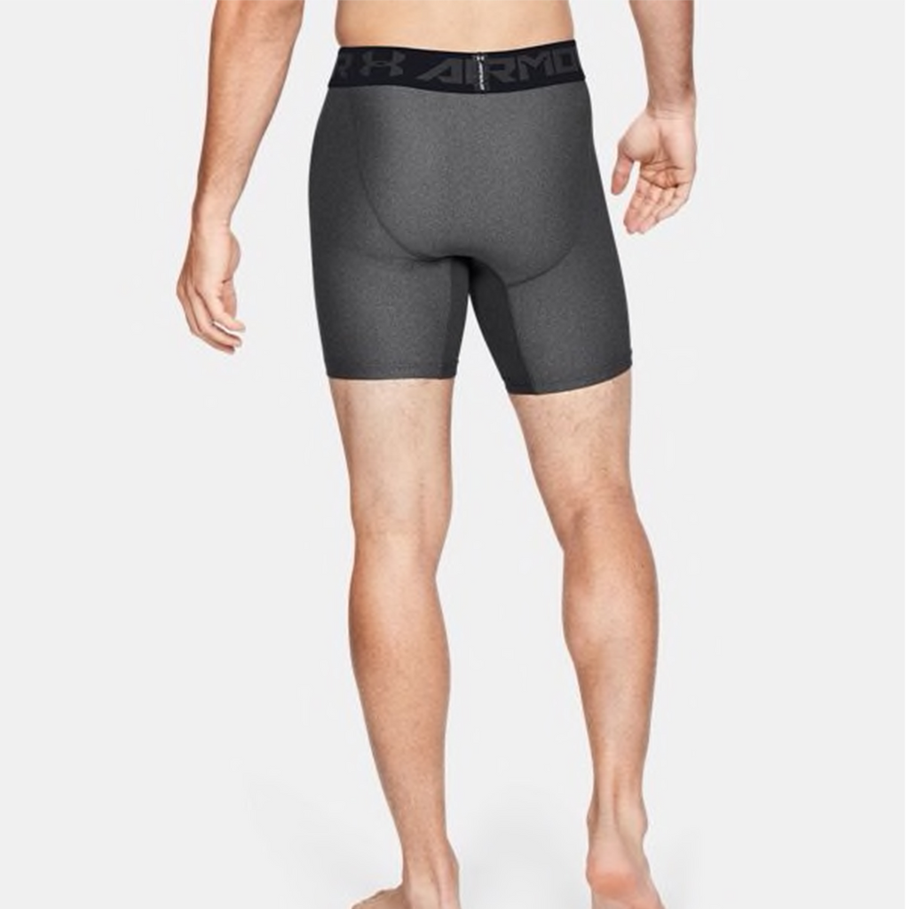 Under Armour HeatGear Armour Mid Compression Shorts