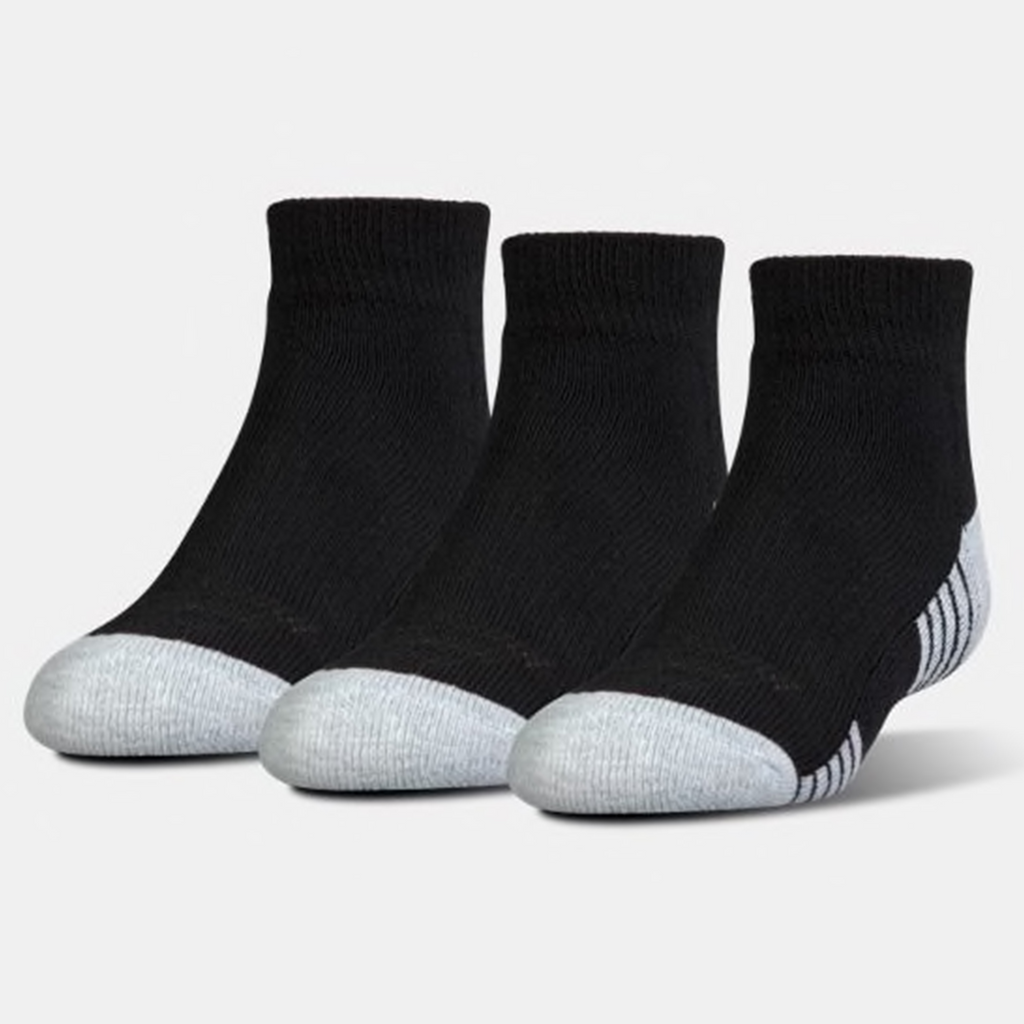 Under Armour HeatGear Tech Lo-Cut Socks (3 Pairs)