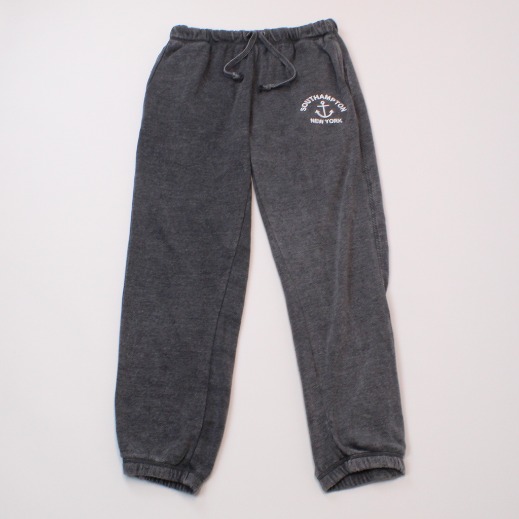 Southampton, New York Burnout Sweatpants