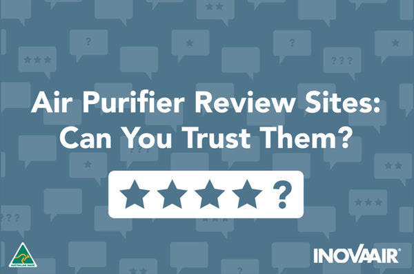 Air Purifier Review Sites: Can You Trust Them?