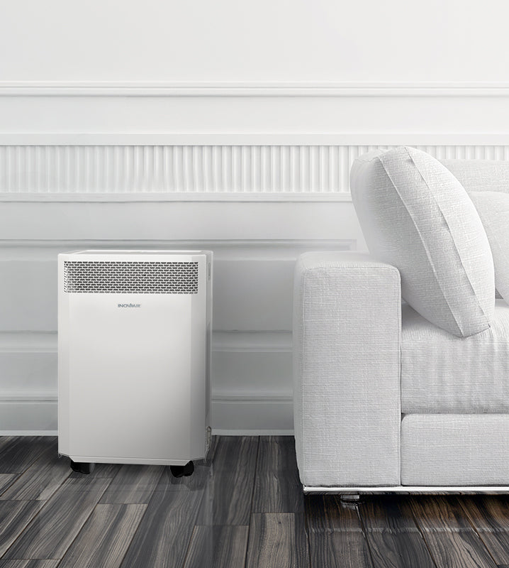 AirClean DE20 Plus Air Purifier