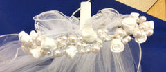 Communion veil and headpiece