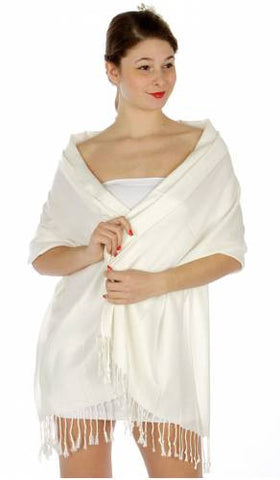 Pashmina Ivory IS0003