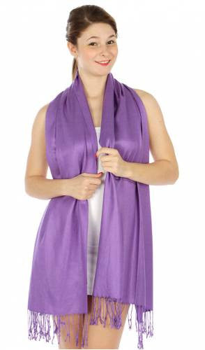 Pashmina Purple IS0009