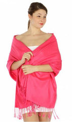 Pashmina Fuchsia IS0019