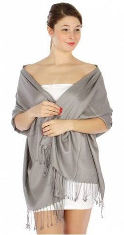 Pashmina Grey IS0022N