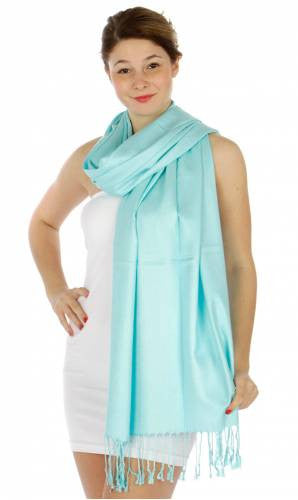 Pashmina Aqua IS0026