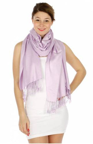 Pashmina Lavender IS0033