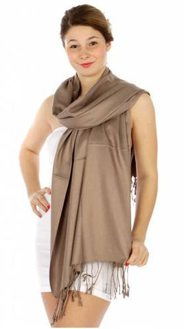 Pashmina Mocha IS0043