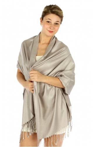 Pashmina Grey IS0067