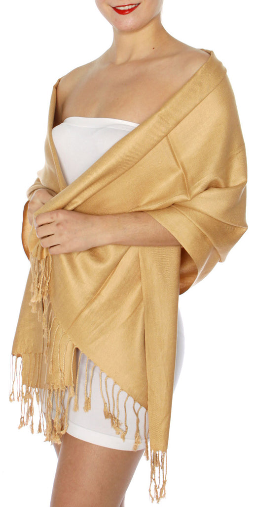 Pashmina Camel IS0050