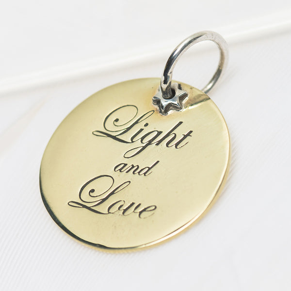 Light and Love Charm Brass was $29
