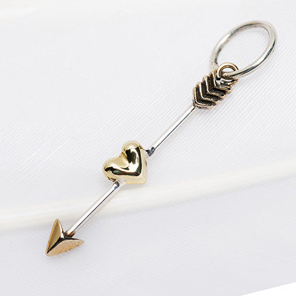 Arrow with Heart Charm was $33