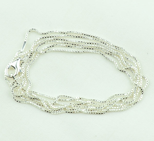 Box Chain 80cm (smaller links)