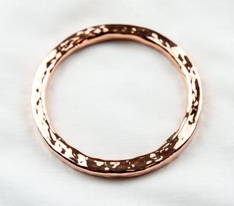 Copper Bangle Battered was $99.50
