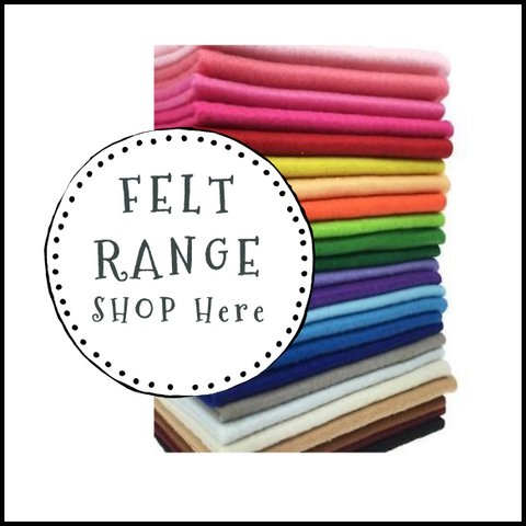 Wool & Felt products