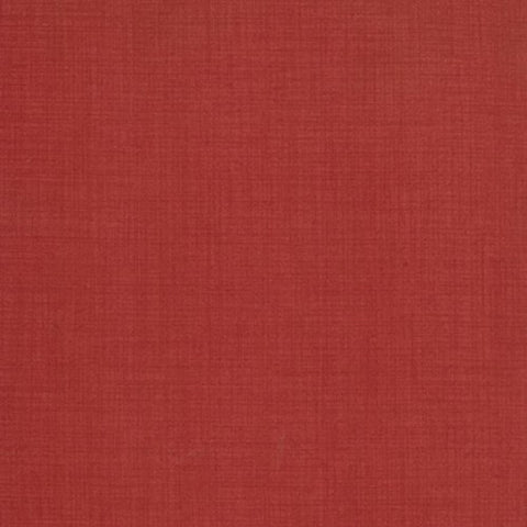 Linen texture~ Rouge~ French General Basics 13529-23