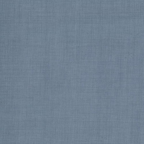 Linen texture~ Woad Blue~ French General favorites 13529-33