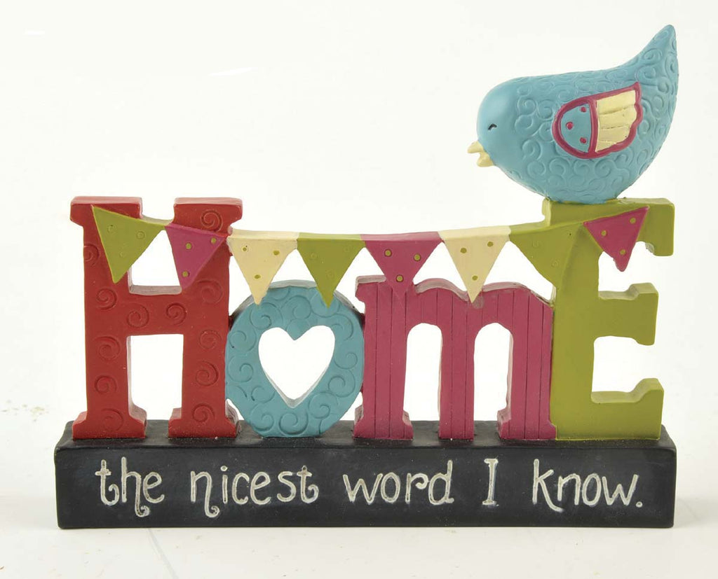 Ruffle your Feathers Range ~ Home the nicest word I know