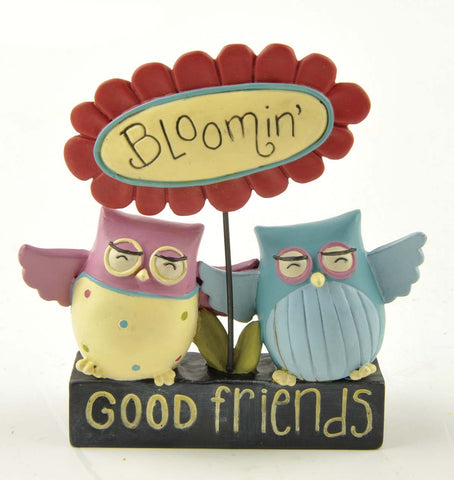 Ruffle your Feathers ~Bloomin' Good friends