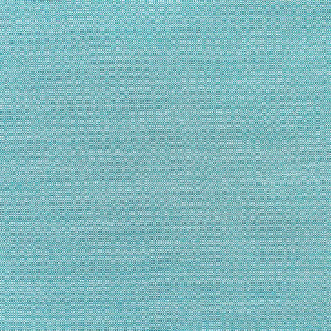 Copy of Tilda Chambray ~ Teal~ Gardenlife
