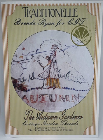 Traditionelle ~ The Autumn Gardener~Pattern
