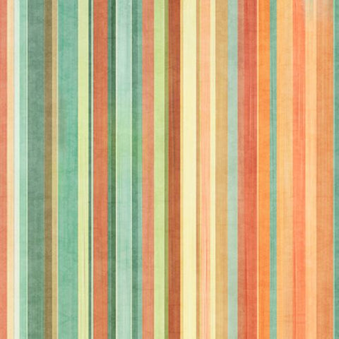 Toyland- Stripe ~ multi
