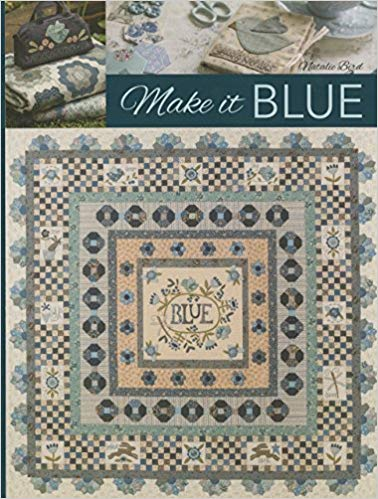 The Birdhouse Book ~ Make it Blue