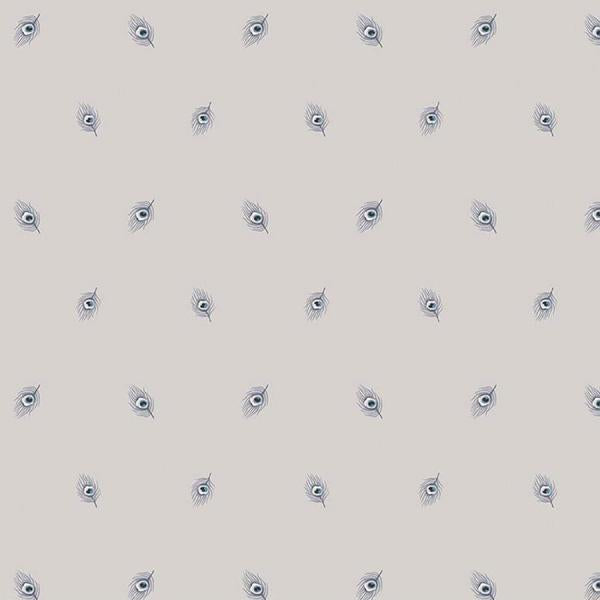 Liberty ~ The Emporium Collection 1~ Java Feather in Grey