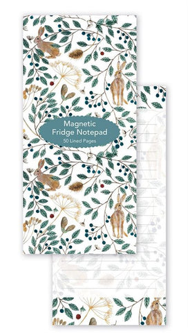 Hares & Berries- Magnetic Pad