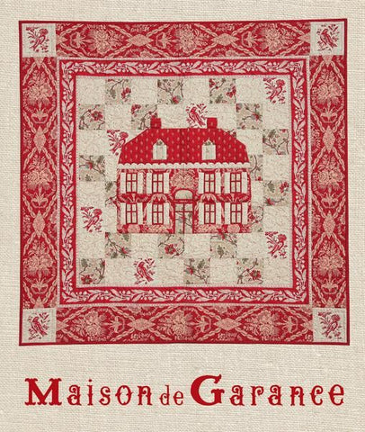 Maison De Garance Quilt Pattern - French General