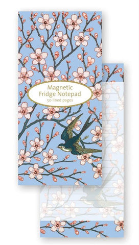 Almond Blossom & Swallow - Magnetic Pad
