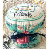 Nikki Tervo Designs Pattern ~ Besties Pincushion
