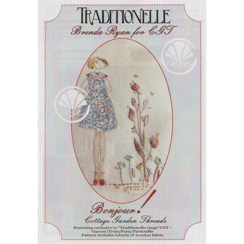 Traditionelle ~Bonjour ~Pattern