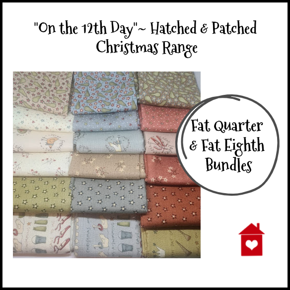 Hatched & Patched~ On the 12th Day ~ Bundles