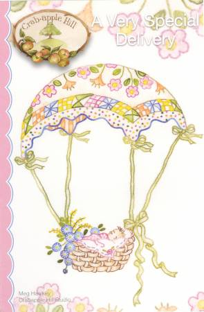 Crab-apple Hill~ A very special delivery pattern