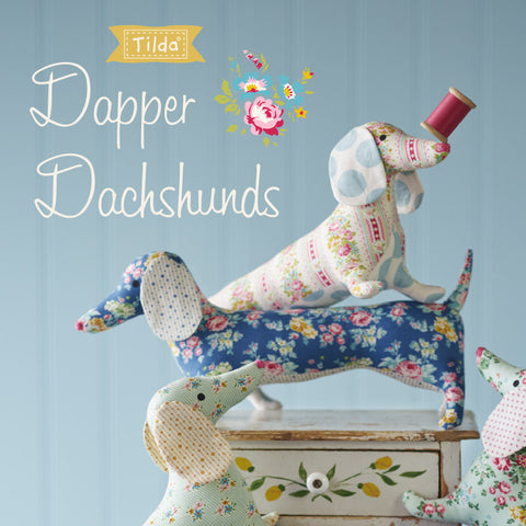 Tilda Dapper Dachs~Kit
