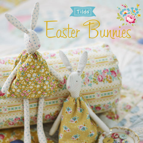"Tilda ""Apple Butter"" - Rabbit Mini Kit ~ Easter Bunnies"