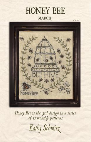 "Kathy Schmitz-  ""Honey Bee"" pattern"