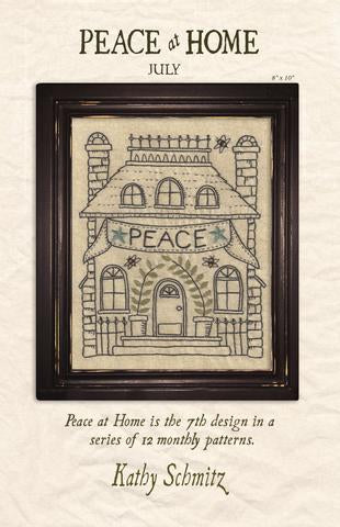 "Kathy Schmitz - ""Peace at Home"" pattern"