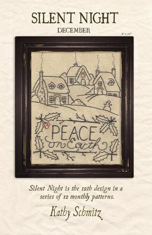 "Kathy Schmitz - ""Silent Night"" pattern"