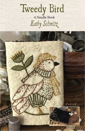 "Kathy Schmitz - ""Tweedy Bird"" pattern"