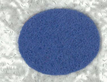 Wool Blend felt ~ Norwegian Blue ~0579