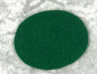 Wool Blend Felt ~ Hunter Green~0741