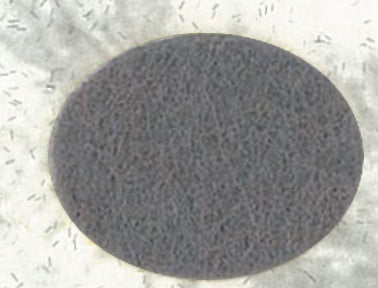Wool Blend Felt ~ One shade of Grey ~1026