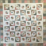 Hatched & Patched ~Market Garden Quilt~ pattern