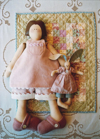 "Rosalie Dekker- ""My Dolly-Lollie""  Pattern ~"