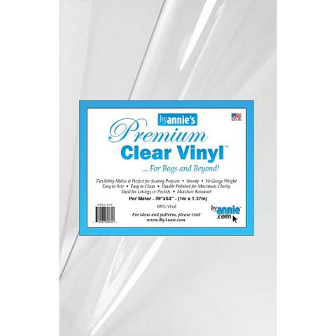 ByAnnie Clear Vinyl